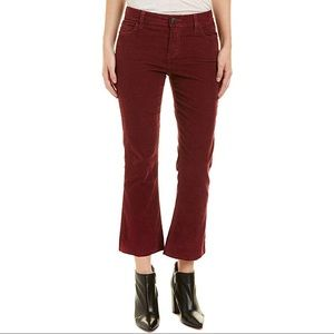 NWT MSRP $208 Current/Elliott The Kick Jeans Wine